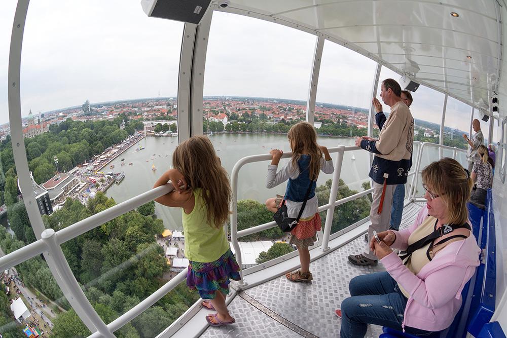 City Skyliner | Hannover