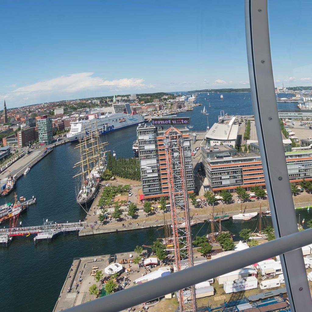 City Skyliner   Kiel