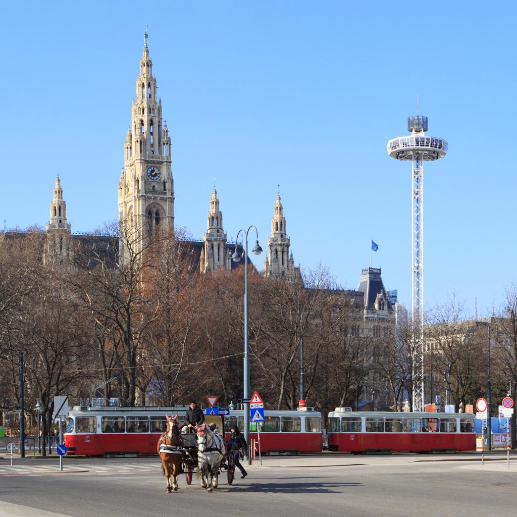 City Skyliner   Wien