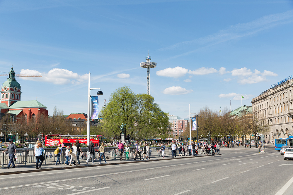 City Skyliner   Stockholm