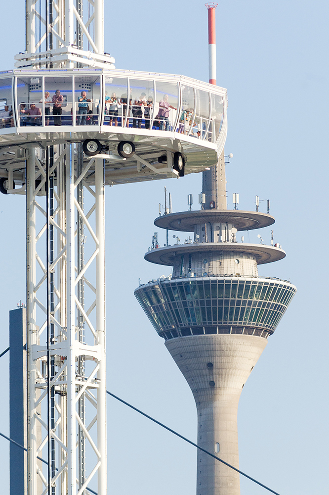 City Skyliner | Düsseldorf