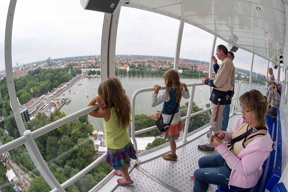City Skyliner | Hannover