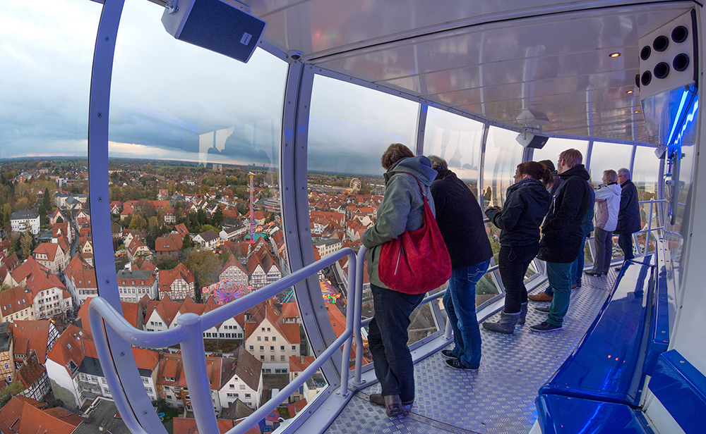 City Skyliner | Soest