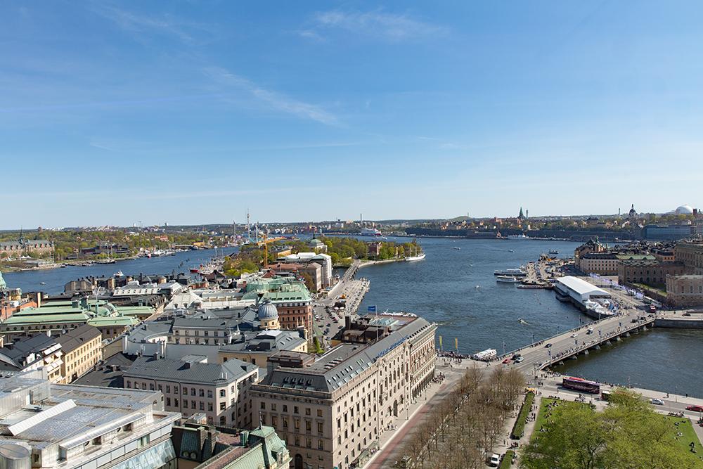 City Skyliner | Stockholm