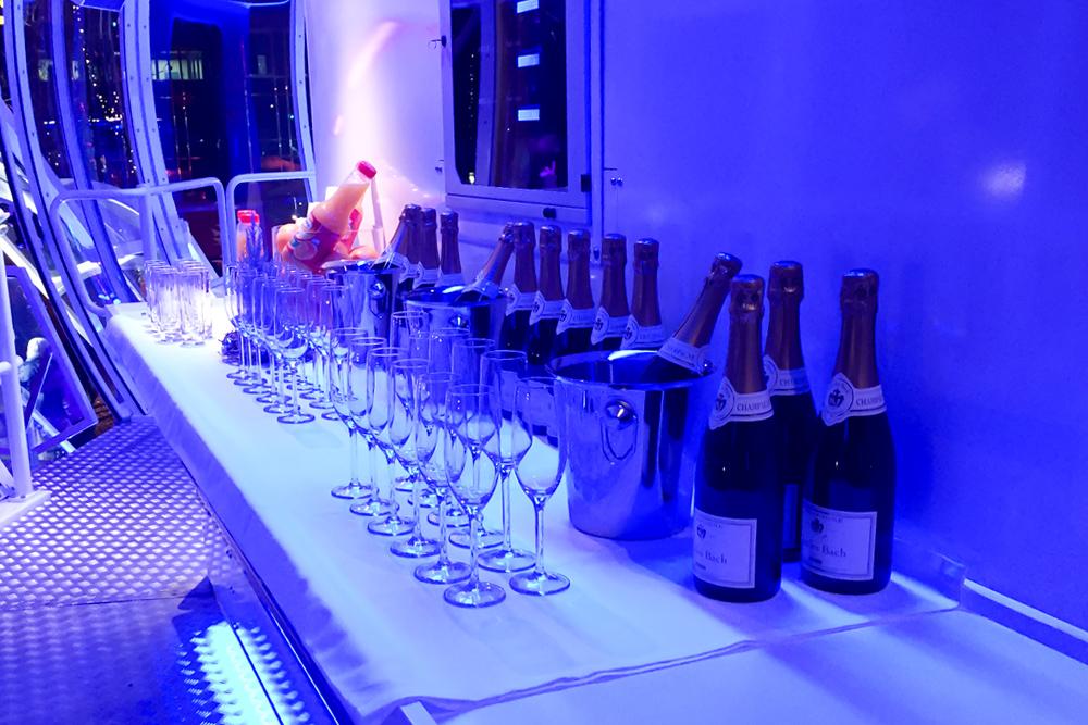 Champagnerfahrt