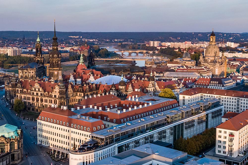 City Skyliner   Dresden