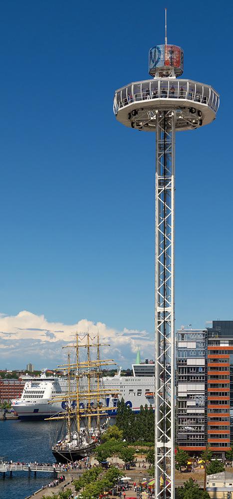 City Skyliner | Kieler Woche