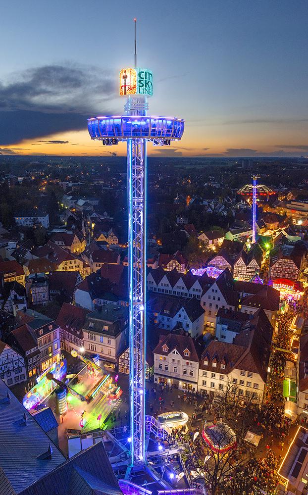 City Skyliner | Soest