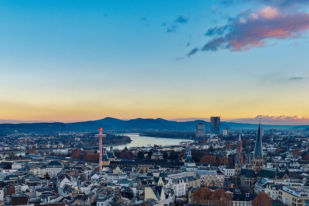 City Skyliner | Bonn